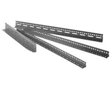 Factory Supply Slotted Steel Angle Weight Per Foot Light Steel Angle With Holes