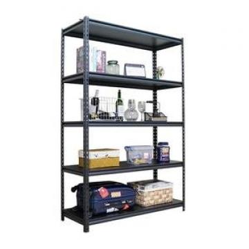 industrial Metal storage steel medium duty 4 shelf metal shelving