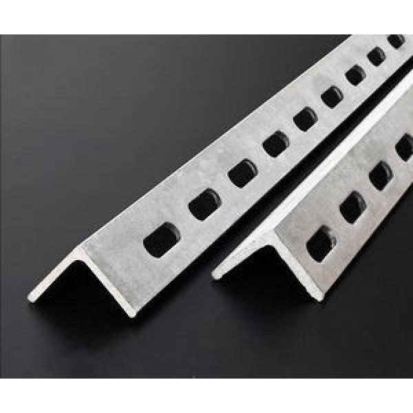 Galvanized Slotted Ms Steel Angle Perforated Iron Angle #2 image