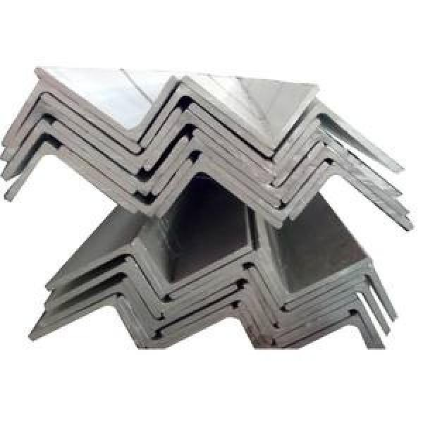 High Quality Structural Black Hot Rolled Iron Steel Angle Bar #3 image