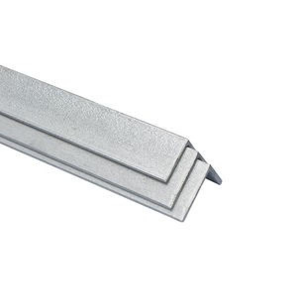 Good Reputation Low Price Galvanized Iron stainless steel slotted angle #1 image