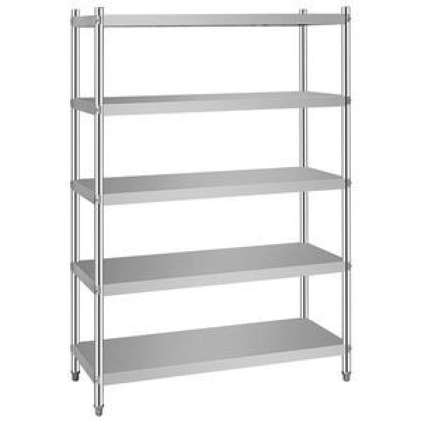 POC142 Stainless Steel Shelving/Ladder Storage Rack For Restaurant Equipment #2 image